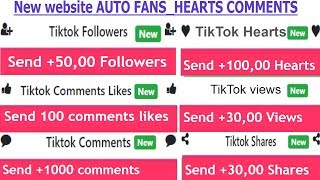increase real fans_comments_hearts_live proof ||TikTok pay