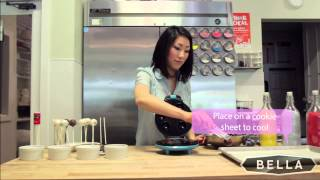 how to make cake pops with cake pop maker and cake mix