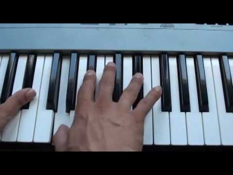 How To Play She's A Rainbow On Piano - The Rolling Stones - Piano Tutorial Mp3