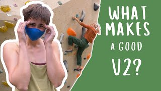 V2 Rampage! | The hardest V2 in the world by Bouldering DabRats