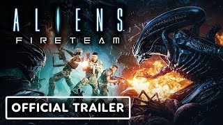 Aliens: Fireteam - Official Announcement Trailer by IGN