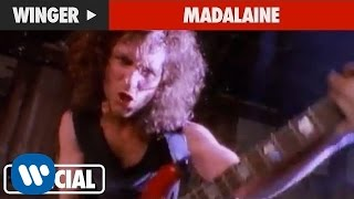 Winger all up in it Madalaine Official Music Video