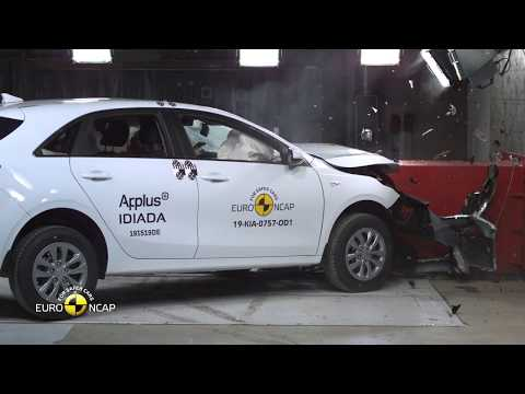 NCAP: Kia Ceed