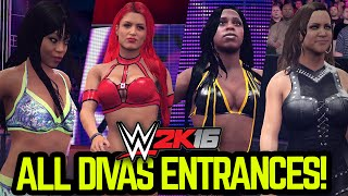 wwe-2k16-all-divas-entrance-videos