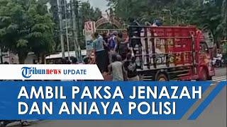 Warga Ambil Paksa Jenazah Probable Covid-19, Aniaya Polisi dan Rusak Fasilitas RS di Probolinggo