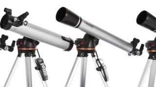 Celestron 60LCM Computerized Telescope Product Overview
