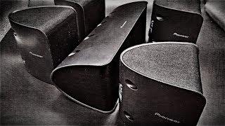 PIONEER S-11 Black акустическая система (S-HS100). Обзор!)