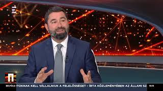Elkészült Az EP-választás Első, átfogó Mandátumbecslése - Hidvéghi Balázs - ECHO TV