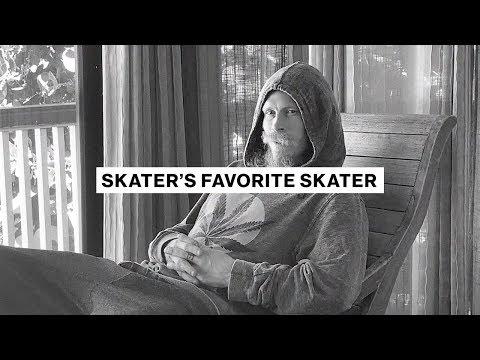 Skater's Favorite Skater | Tommy Sandoval | Transworld Skateboarding