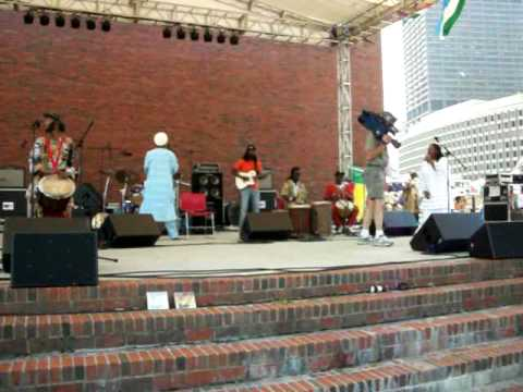 1ST ANNUAL AFRICAN FESTIVAL OF BOSTON