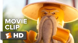 Jackie Chan Kembali Beraksi di Film Animasi The LEGO Ninjago