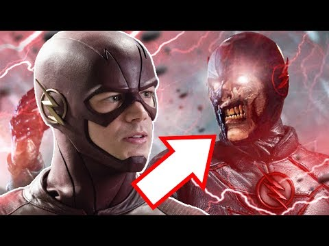 What happened to Black Flash? - The Flash Season 4