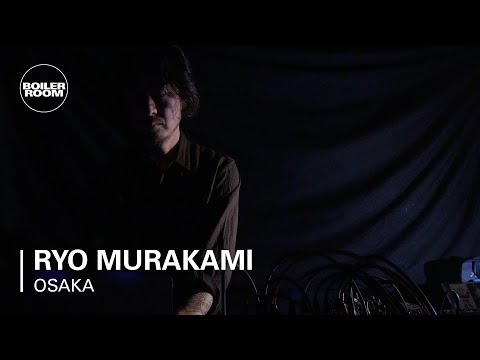 Ryo Murakami Boiler Room x Dommune Osaka Live Set