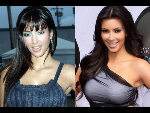 Has Kim Kardashian Really Not Had Any Quot Work Quot Done