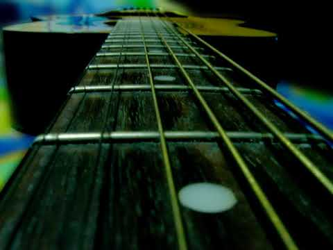 Psychedelic Acoustic Guitar Chords Progression