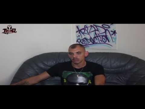 Interview & freestyle de J&B - LCK La Chroni'K