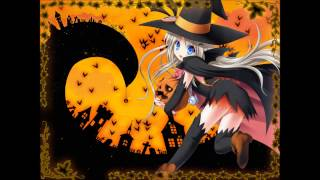 Aqua - Halloween [Nightcore]