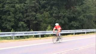 Závod ocelový muž / žena - Bartošovice 2015 - cyklozávod