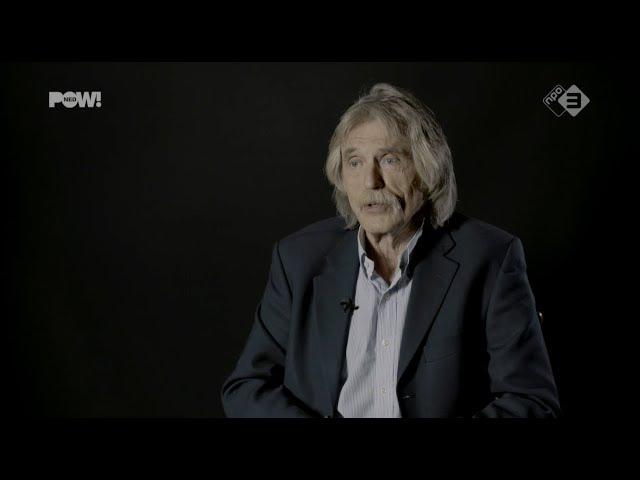 Johan Derksen: 'Gekwetst door VI grappen? Ik heb er schijt aan.'