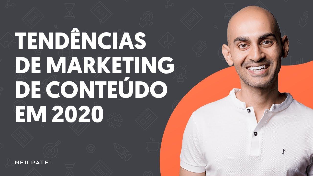 O Marketing de Conteúdo Está Mudando – O Que Vem Por Aí em 2020