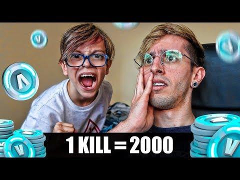 1 KILL = 2.000 PAVOS PARA THIAGO #2 - Robleis