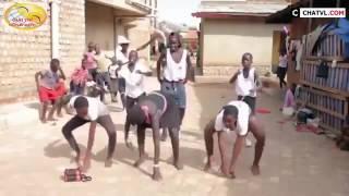 người Châu Phi nhảy nhạc remix   Cực hài hước