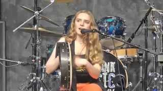 "Darcy Rose Byrnes ""The Dance"" (Charlotte Martin cover)"