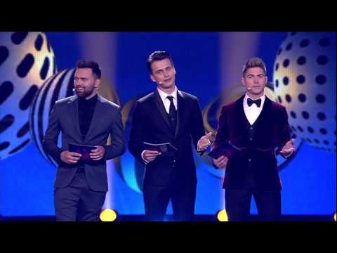 Eurovision Song Contest 2017. First Semi Final