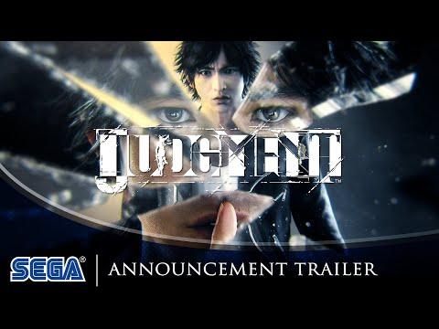 Bande-annonce PS5, Xbox Series et Stadia de Judgment