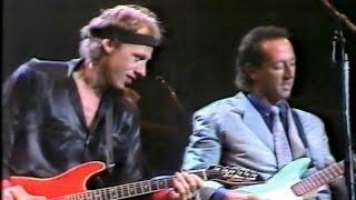 Industrial disease — Dire Straits 1986 Sydney LIVE pro-shot [RARE SONG!]