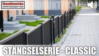 Smidesstaket - CLASSIC AW10.10TT AW.10.TT/P 2500x1200mm