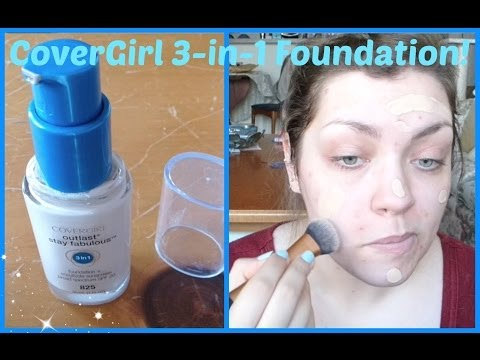 TruBlend Micro Minerals Foundation by Covergirl #3