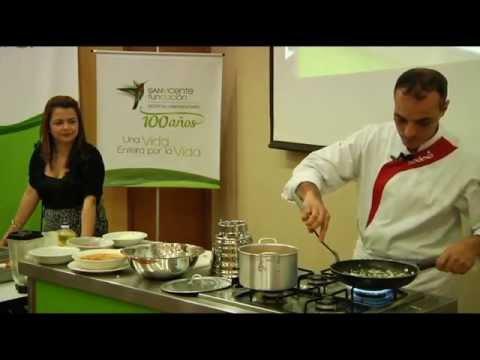 Taller de Cocina Saludable: Cuida tu Corazón - Receta: Sopa de atún con tomate