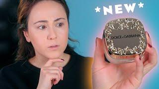 Dolce & Gabbana Makeup ÜBERZEUGEND im full face makeup using only D&G ?