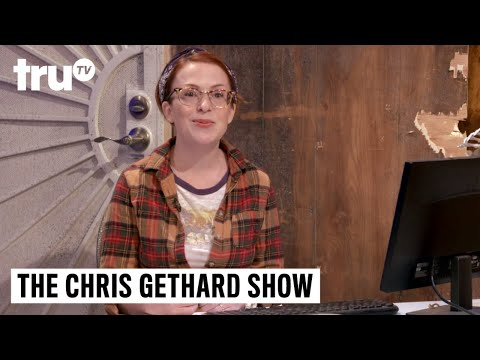 The Chris Gethard Show - Get to Know Bethany the Internet Liaison | truTV