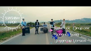 Kpop | Save One   Drop One | Boygroup Version #2