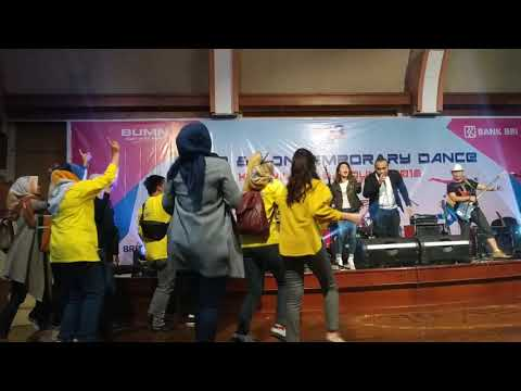 "Kanwil bandung ""Fell The Beat"" Band 2018(1)"