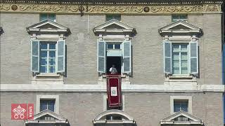 Papa Francesco, Angelus in Piazza San Pietro, 2019-02-17