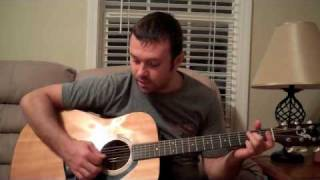 "Eric Church - Tutorial for the intro to ""Can't Take It With You"""
