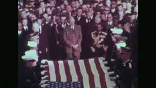 Historic Footage of President John F. Kennedy's Funeral