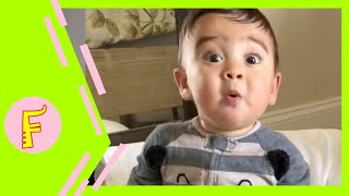 Cute Overload! 😍  | Cute Baby Funny Moments | 2021