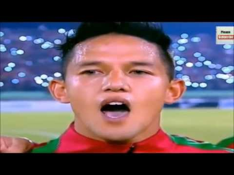 Indonesia Vs Malaysia 3-0 [ALL GOALS] Full 2016 06/09/16