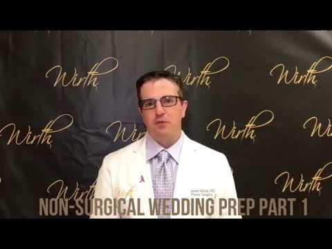 Non surgical wedding preparation video