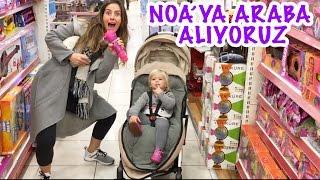 Noa'ya Araba Aldık | Bizim Aile Eğlenceli Çocuk Videoları