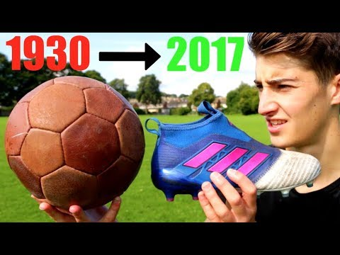 8535135807f The Evolution of FOOTBALL   Football Boots!!