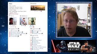 SW Destiny - Why I Like the Trilogies Format