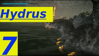 Shadow Of The Colossus Parte 7: BOSS HYDRUS ! (HD Ita, PS4, No Commentary)