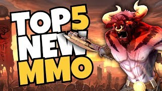 TOP 5 NEW MMOs Coming In 2018!