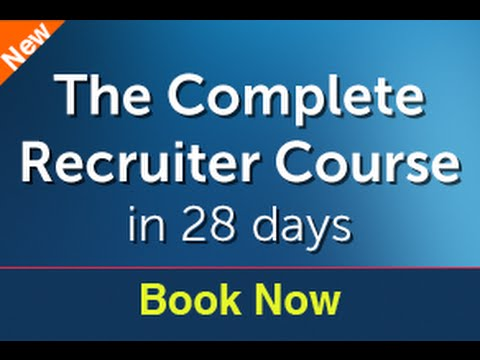 The Complete Recruiter Course - Best Recruitment Training Course ...