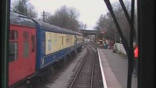 preview picture of video 'Swindon and Cricklade Thumper + Cabride 05/03/2011'